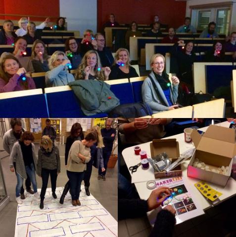 Föreläsning och workshop i Växjö